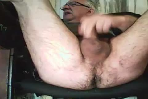 daddy chap jerk off And Play With A sextoy