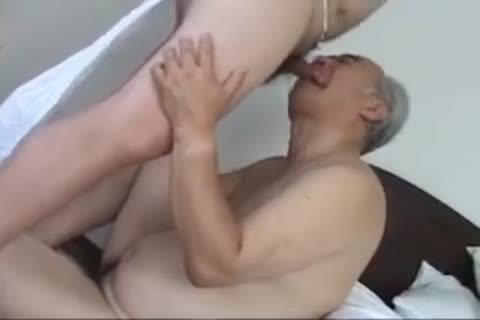 A pair Of daddy asian lad Are Getting Hit A Home Run On