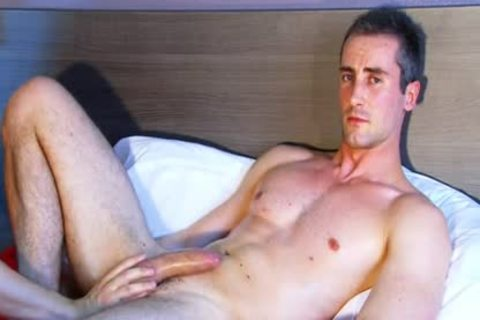 Full clip: A kinky innocent straight twink Serviced His large penis By A twink.