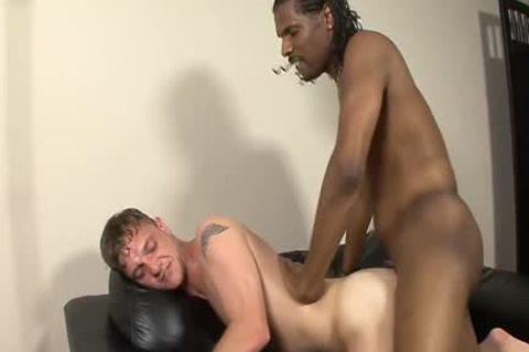 Kody Rean acquires His booty Filled With dark 10-Pounder