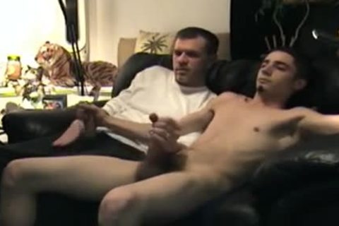 Jacking Off With Straight dude Cory
