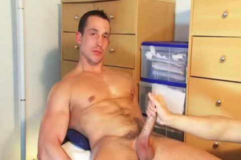 straight twink Found In A Gym Club, this chap acquires Wanked His wang By A twink On clip scene!