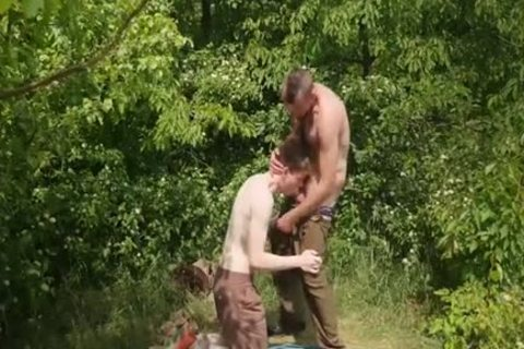 lad Scout receives A Hard pound