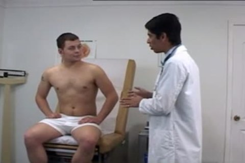 movie scene Sex gay Doctor lad I Teased His Beef Whistle And Drained His dick