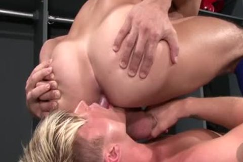 Locker Room Teenager nailing butthole Firm.