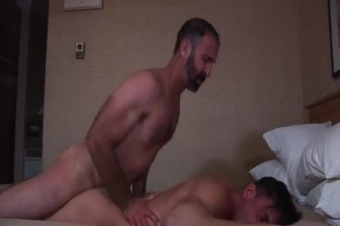 Tough Verbal Daddy BB bonks charming Hung Pup