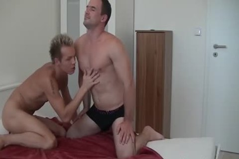 lustful Andy acquires His wazoo poked By favourable