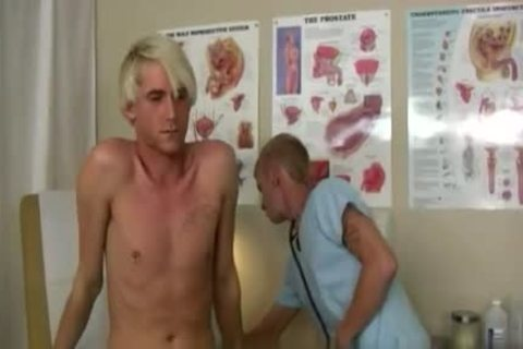 Bodybuilder Physical Exam gay After Having A Series Of