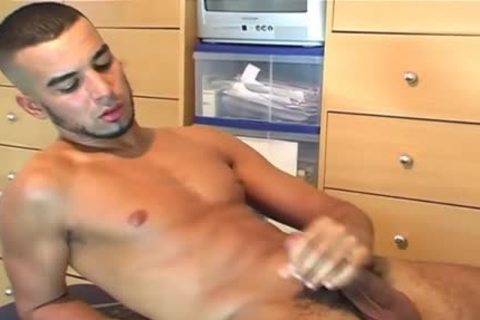 A worthwhile blameless Arab twink Serviced His large penis By A twink In Spite Of Him!