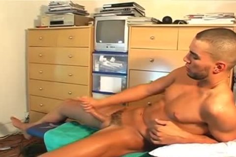 Full video: A worthy blameless straight lad Serviced His large shlong By A lad!