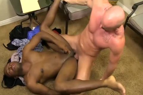 Mitch Vaughn Sticks His ramrod Inside darksome males valuable pooper