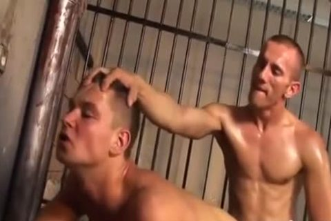 horny bare pound In The Prison