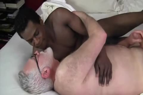 GRAND dad AND dark twink