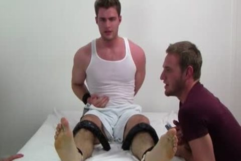 fashionable lad Getting Tickled And tied Up For pleasure And suck HD Smut Flicks - SpankBang