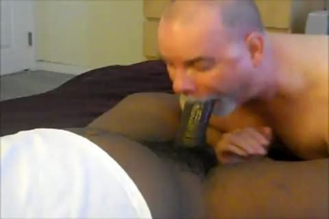 large-Dicked Nigerian Cums another time.  Sunday sucking.