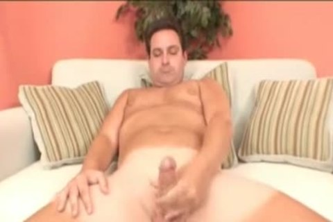 Ardent jacking off