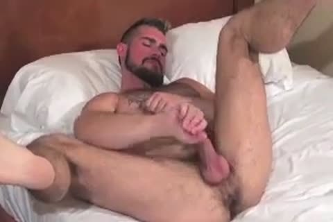 humongous Bear Daddy Breeds naughty ass bang naughty hole In Some admirable Barebacking Session