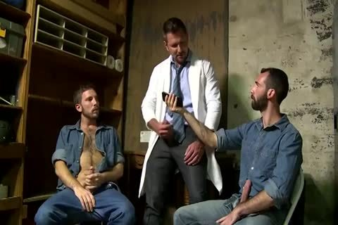 Two dudes In Rehab Doing The Doctor HD pound videos videos - SpankBang