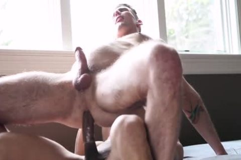 Rafael Alencar drills Chris Harder - Scene 1
