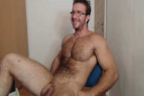 [web camera] Bigdudex A kinky hairy Daddy Shows wazoo And