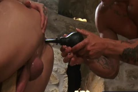 Tattoo homosexual anal sex And Facial