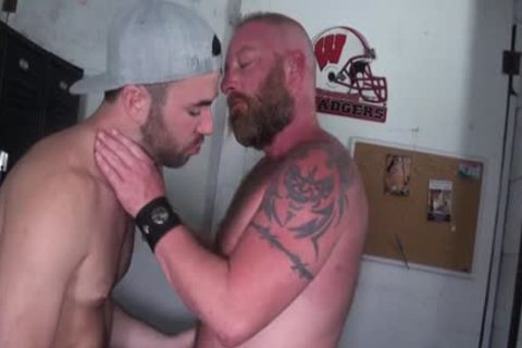 hairy Son ass booty fucking With cumshot