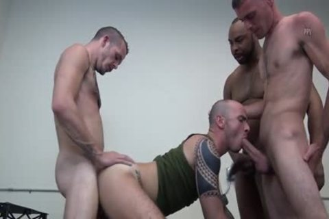 Latin gay double penetration And ball cream flow
