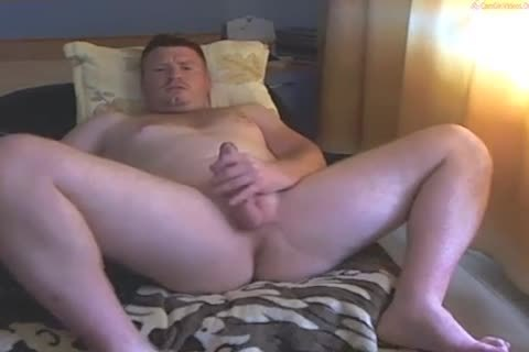 Ginger Cub Exposes His indecent Bits