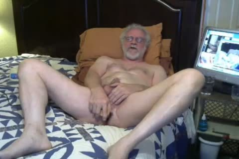 grandpa jack off And Play On cam