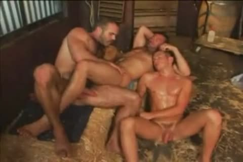 three gays Farmers By Rambo