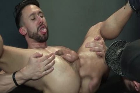 Muscle Bear Foursome And spunk flow