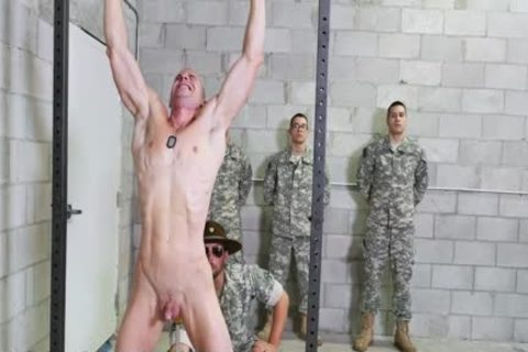 homosexual Drill Sergeant Gives nice ass Training (tpc15426)