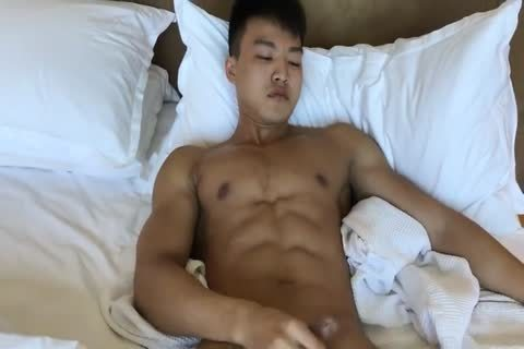 juvenile asian Muscle