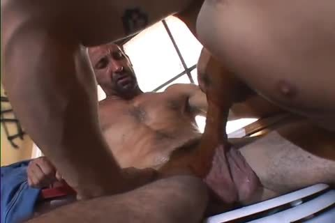 hairy Hunks two - Scene 3