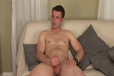 Straight Hunk Tricked Into Surprise oral stimulation job During audition
