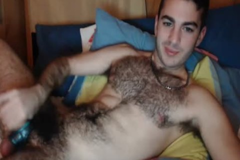 Gorillaman223 On Chaturbate (handsome bushy, sperm & ass)