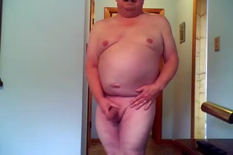 daddy man jack off On web camera