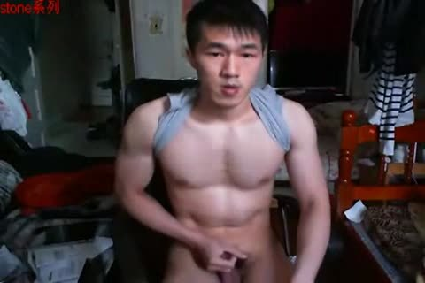 A fashionable Chinese Hand Job In web camera