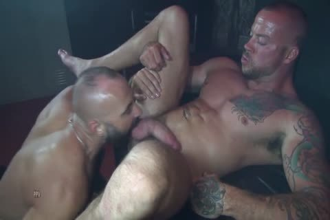 Colin O'Neal And Sean Duran In Flip dril Bb Scene