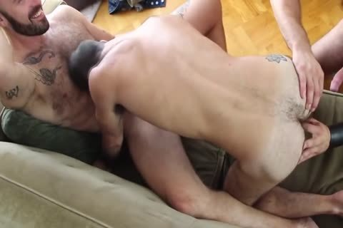 this man Needs A big One In His hairy ass