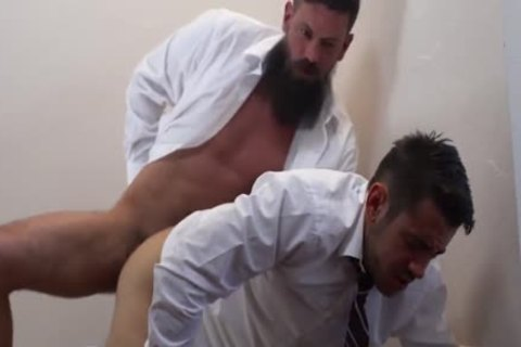 young Mormonboyz unprotected Priest boning