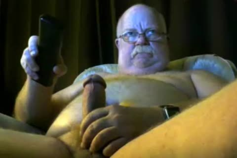 grandpa spooge On webcam