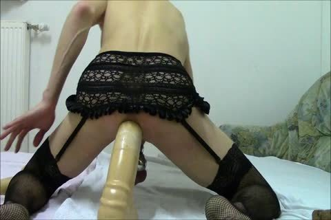 humongous-group-sex Sissy-bondman, massive sex tool
