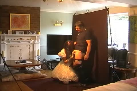 Crossdresser Lucy Robbins Photo shoot And Hard Sex