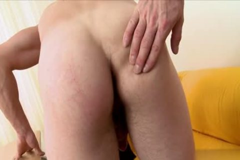 humongous ramrod Daddy Casting And Facial