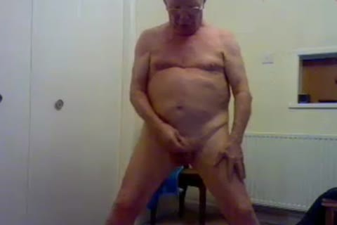 grandad suck And Play On cam