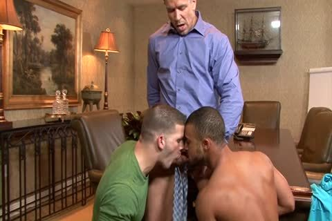 Threeway With Boss