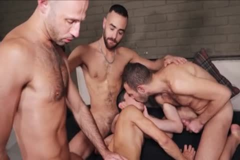 bare - raw group-sex