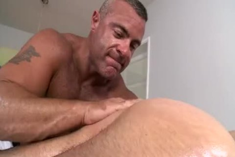 Trace Massages And Bonks One Greater Quantity Dilf