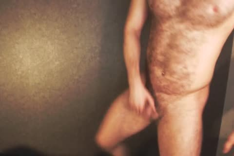 fine Furry lad Shows Off On web camera